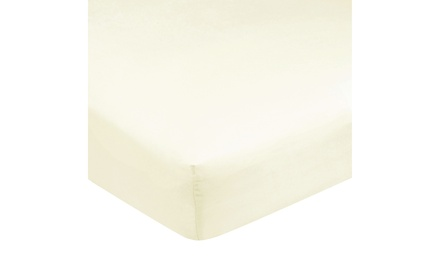 Carters Easy Fit Jersey Standard Crib Mattress Fitted, 100% Cotton Sheet