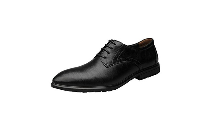 Men's Fashion Style Formal Oxfords Leather Shoes