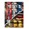 Philippe Hugonnard American Colors Canvas Print