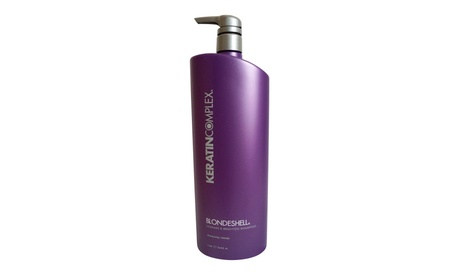 Keratin Complex Blondeshell Shampoo 32 OZ 00ad08e5-6df8-45b5-a7e3-9882f97f0de0