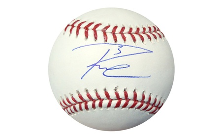 Autographed Russell Wilson Seattle Seahawks Official MLB Baseball 780de70c-6852-4293-95d2-a88974f91840
