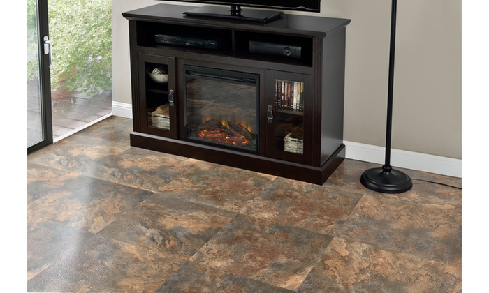 Majestic Rustic Copper Slate 18x18 Floor Tile 10 Tiles225 Sq Ft