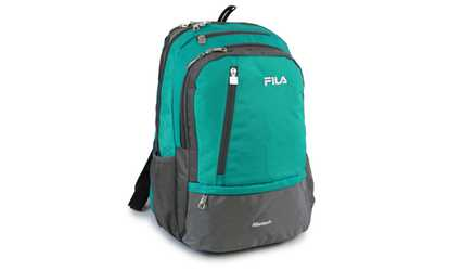664a6ca2f5 Shop Groupon FILA Duel Tablet and Laptop Backpacks
