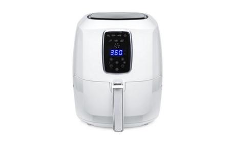 5.5Qt Extra Large Capacity Digital Air Fryer - White 5c8d3f99-41b0-4e47-9c75-80f550b6c2b9
