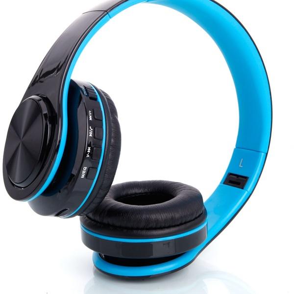 Wireless Head Phone Wear Type Bluetooth Earphone Stereo Sport Bluetooth Headset Groupon