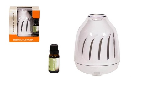 Excellent Essentilal Oil Diffuser With Free 15 ml Essential Oil Bottle 81668164-2301-4b0c-939c-3ab635ff0843