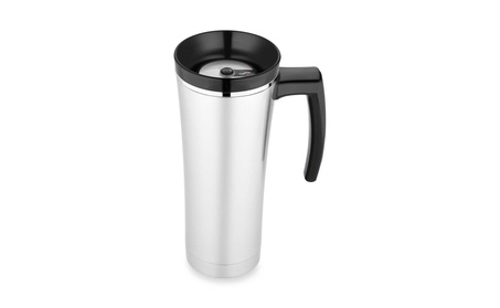 Thermos Sipp 16-Ounce Vacuum Insulated Travel Mug, Black 1b0d6039-235f-4dfb-b50c-546caf281f22
