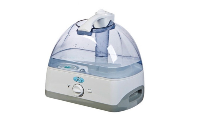 Perfect Aire PAU13 Tabletop Micro Mist Ultrasonic Humidifier