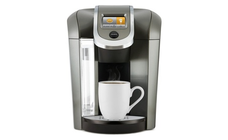 Keurig K575 Single Serve Programmable K-Cup Coffee Maker with 12 oz Br e7a412e3-b330-4f2a-b9a9-893a32e7059d