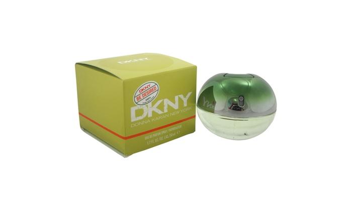 2c56ce21b00 Donna Karan Be Desired DKNY Women EDP Spray | Groupon