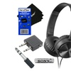 Sony MDR-ZX110NC Noise-Canceling Stereo Headphones + More NEW