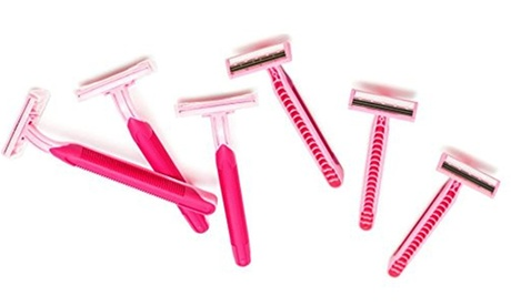 Women's Grooming Kit Pink Razor For Hair Removal- 12 Pack 19c3f328-7b5c-4db4-803f-bb7b7d3eed9b