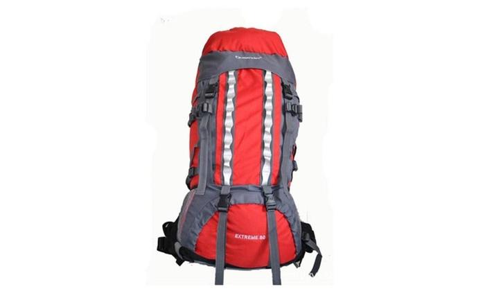 Up To 53% Off on External Frame Backpack Campi...   Groupon Goods