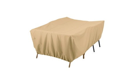 Classic Accessories General Purpose Patio Furniture Set Cover 9ba30a67-f9e4-42a4-861a-b216a64850f8