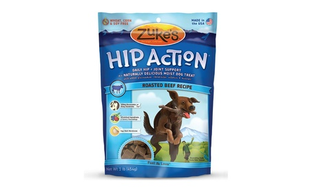 Zuke's Hip Action Dog Treats 3fd082d7-00bc-4adf-877f-cb4093b428fd
