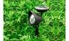 Solar Party Path Outdoor Spotlight Garden Lamp Spot Light 3 LED