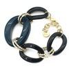 Acrylic Trendy Friendship Charm Bracelet for Women