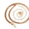 Trendy Snake Bones Chain Waist Strap Women's Belt