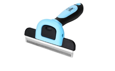 Pet Grooming Brush Effectively Reduces Shedding 2dd22938-0b11-48ed-b64d-7a2c26e47c5f