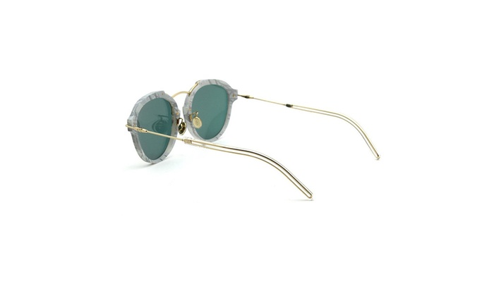 ... Christian Dior Eclat  S Unisex Round Sunglasses Mirrored ( Gbz 0j) d5c83aeebea