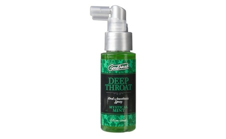 Doc Johnson Goodhead - Deep Throat Spray 89067aa9-307c-4ca0-a167-e6999dcd1efd