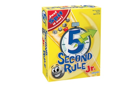 Just Spit it Out!™ 5 Second Rule® Jr. 7424 fa688bef-e042-4eec-94b9-7b54453a721c