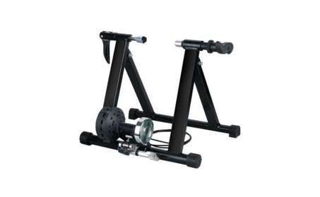 Indoor Exercise Portable Trainer Bicycle Magnetic Bike Work Out Cycle 25f41c63-4b0e-47fb-b034-16edc79ca10f