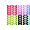 Peel Off Sticker Tape Cuticle Protector for Nail Painting, 10 packs