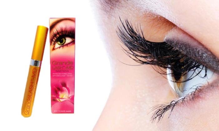 d8f93e5ca99 GrandeLash Eyelash Enhancing Serum (3 or 6-Month Supply) | Groupon
