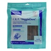 Virbac C.E.T. VeggieDent Dental Chews, Regular, 30 Chews