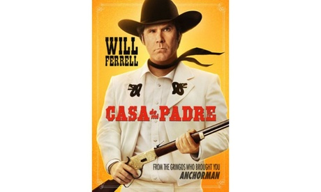 Casa De Mi Padre (DVD or Blu-Ray) 4654947e-ac06-454b-9200-4d031fc59c82