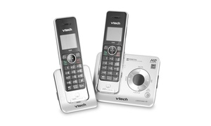 Vtech LS6425 2-Handset Cordless Phone with Answering System- Refurbished