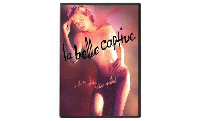 Groupon Goods: La Belle Captive (The Beautiful Prisoner) DVD