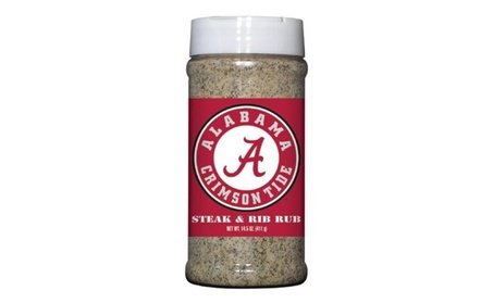 Hot Sauce Harrys 6701 ALABAMA Crimson Tide Steak & Rib Rub - Pint 208cc765-8444-405e-a36b-96deaa97234a