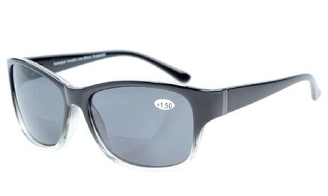 Eyekepper Bifocal Sunglasses Sunshine Readers Fashion Frame for Women