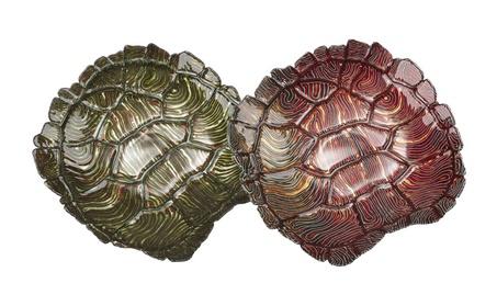 TURTLE SHELL Giant Serving Bowl / Centerpiece 207010e5-414e-4d4d-8151-c519bdc10c35