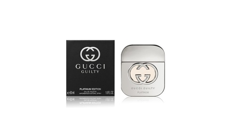 Gucci Guilty Platinum Edition 2.5 Edt Sp For Women 95642356-ade8-41bb-892b-476b50e70139