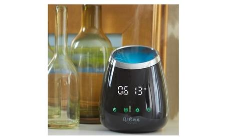 SpaRoom Ultrasonic, AromaTime Digital Alarm Clock Diffuser, Agnes Care 1b9e9e5a-8c20-4e16-b216-73a2dbddf5c1