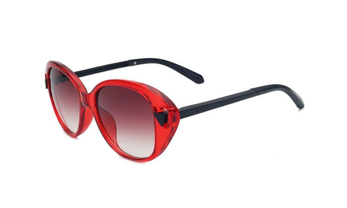 Up To 59% Off on Vintage Cat Eye Sunglasses Fo... | Groupon Goods