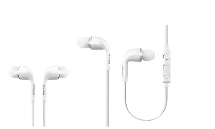 samsung earphones. 3-pack samsung galaxy s4/s5/s6/s7/edge earphones/headphones earbuds earphones