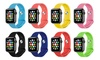 """Soft Silicone Sports Band 38"""" or 42"""" for Apple Watch: Soft Silicone Sports Band 38"""" or 42"""" for Apple Watch"""