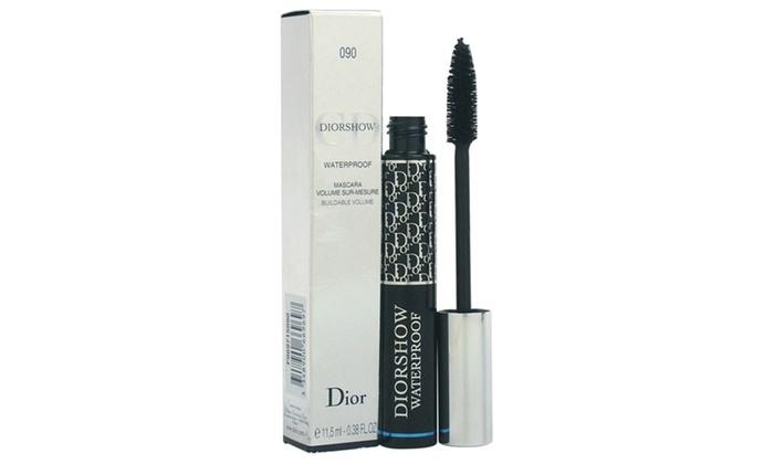 c7468788e10 Christian Dior DiorShow Waterproof Mascara 090 Catwalk Black 0.38 oz ...