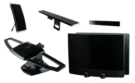 GE HDTV Antennas 30-60 Mile Range, Full HD 1080p TV (New Open Box) photo