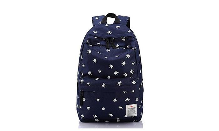Vagogo Teens Girls Stylish Lightweight Backpack School Bookbags