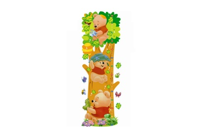 Winnie Pooh cartoon children room Trees Bear Pattern Wall Stickers ec950cf4-a621-4bed-9e22-0658c87777bf