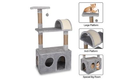 Cat Tree Condo Cat Furniture Activity Center