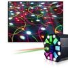 Professional DJ Multi Pattern Laser & LED Stage Effect Light with DMX