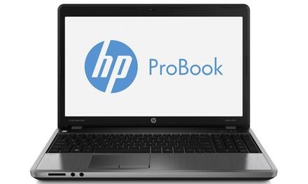 "HP ProBook 4540S 15.6"" Intel Core i5 2.5Ghz 4GB 500GB Win 10 - Scratch & Dent"