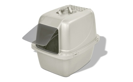 CP6 Enclosed Cat Pan/litter Box, Large, 38fb034b-e982-47ab-8545-f79570b60464