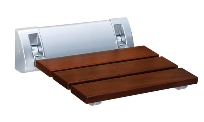 Up To 42% Off on Kinbor Folding Shower Bath Se... | Groupon Goods